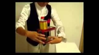 Zig Zag Cola Bottle magic deluxe