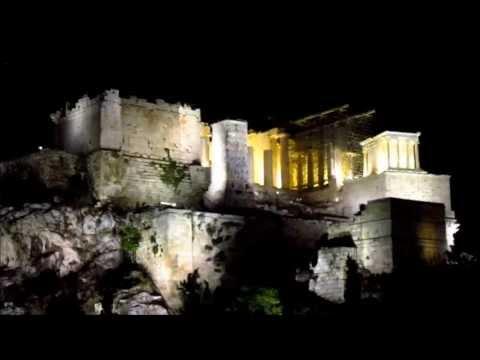 ニケの神殿  Temple of Athena Nike   アクロポリスの丘