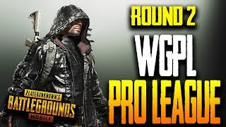 16 PRO TEAM TOURNAMENT PLAYOFF - ROUND 2 ft GS, BL, WC NmE in PUBG Mobile