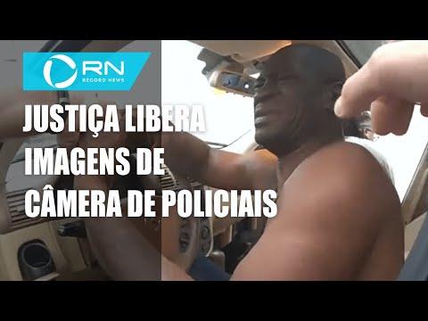 George Floyd: Justiça libera imagens de câmera corporal de policiais