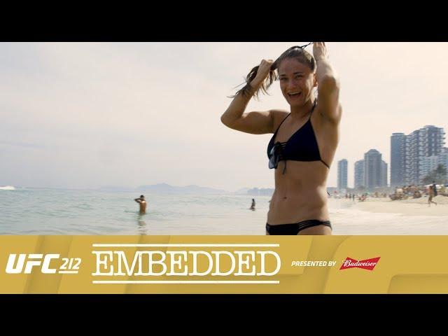 UFC 212 Embedded: Vlog Series - Episode 2
