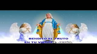 Ave Maria Karaoke en español sin voz