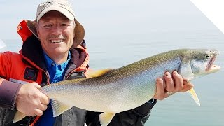 How to Troll for Lake Trout