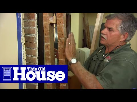 How to Remove a Load-Bearing Wall | This Old House