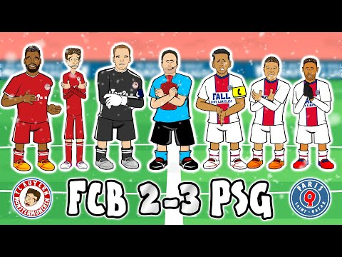 💥PSG Beat BAYERN!💥 (Mbappe Vs Bayern Munich Goals 2-3 Champions League Highlights 2021)