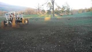 4 wheel buggy donut
