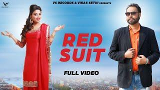 RED SUIT - Full Video   Ravi Halwara   Heart Hackr   New Punjabi Songs 2020   Latest Punjabi Songs