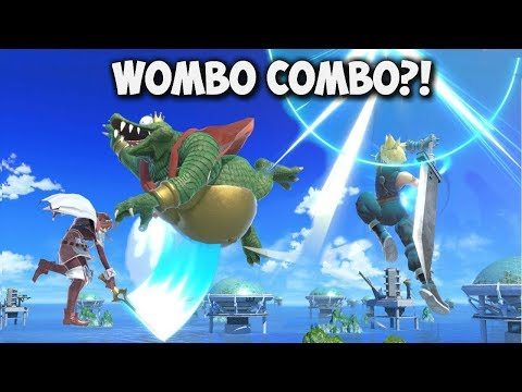 Most Savage Team Combos in Smash Ultimate thumbnail