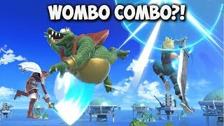 Most Savage Team Combos in Smash Ultimate