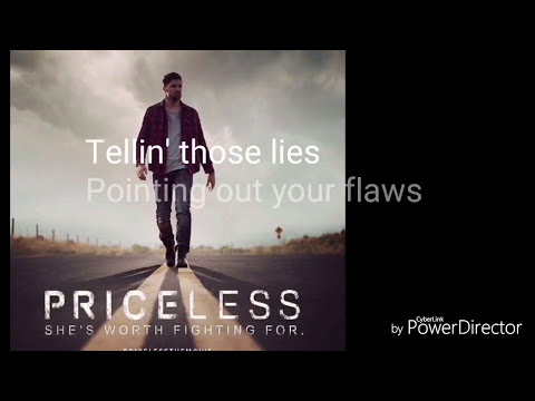 For King & Country - PRICELESS (Instrumental with lyrics)
