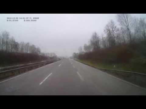 Germany. Motorway A23, 48-0 km. 2016-12, 1x