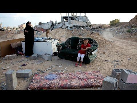 ''50 days of war that felt like forever'': Gaza 2014