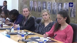 ملتقى البرلمانيات الأردنيات يلتقي وفد التعلم الأميركية