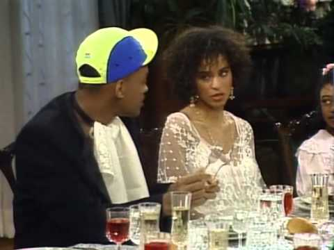 Dinner Scene In Fresh Prince Of Bel Air