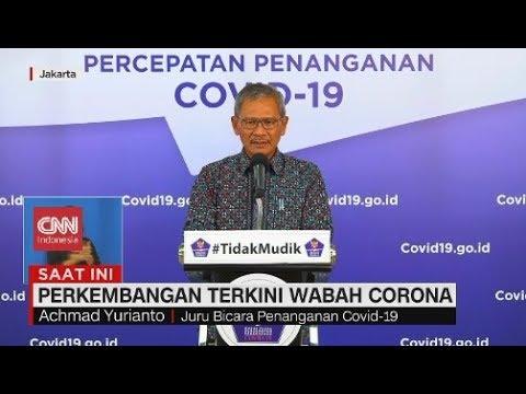 Update Corona 22 April 2020: Positif 7.418, Sembuh 913, Meninggal 635