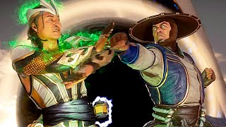 MORTAL KOMBAT 11 AFTERMATH Story All Cutscenes Full Movie MK11 Aftermath [2020]