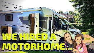 Motorhome Hire and Tour UK | Slimbridge | Tudor Caravan Park