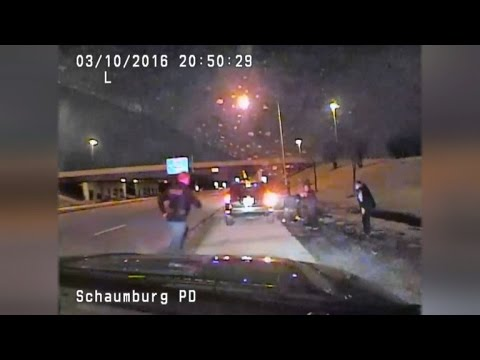 Watch Officer Save Choking 19-Month-Old Baby on Side of Highway