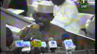 Major Al-Mustapha on the Death of Chief MKO Abiola - Oputa Panel (HRVIC) - pt2