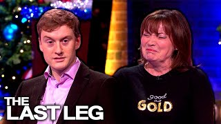 James Acaster Horrified After Lorraine Kelly Reveals Piers Morgan Is Hero Of The Year | The Last Leg