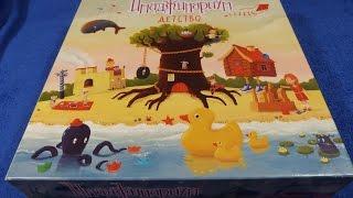 видео Настольная игра Имаджинариум