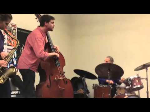 Portland State University Jazz Mike Clark Clinic 2013