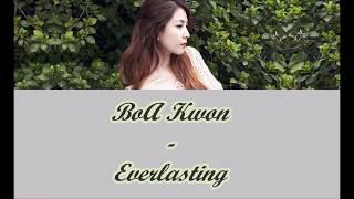 BoA - Everlasting (JPN. Vers.) Lyrics.
