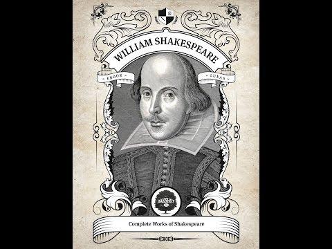 William Shakespeare Merry Wives of Windsor - FULL AudioBook