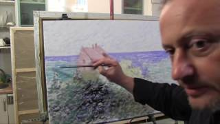 Импрессионизм ЧАСТЬ 2   Видео конференция, семинар, бесплатная лекция от Художни 1