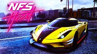 Need For Speed Heat   Koenigsegg Regera
