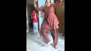 Shalu Dancing Away!