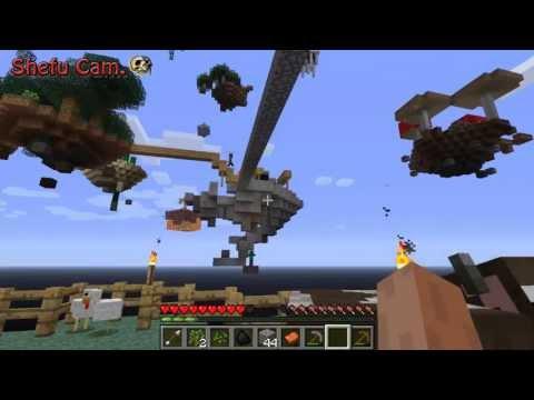 Minecraft Adventure Map: Sky Island Survival - Ep.2
