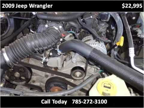2009 jeep wrangler used cars kansas city kansas city wichi youtube. Black Bedroom Furniture Sets. Home Design Ideas