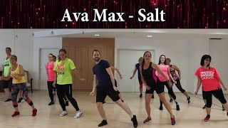 Ava Max - Salt - Zumba Dance Fitness
