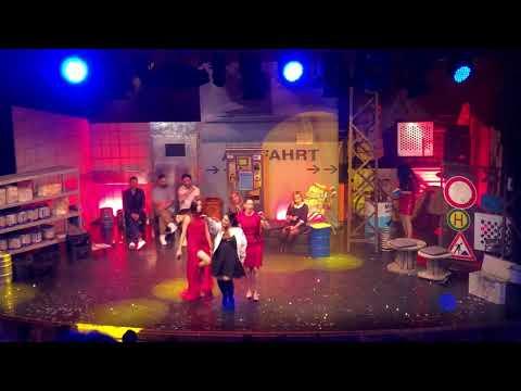 Bahar Kizil - Shame @ Comödie Dresden - Sing mein Karaoke Song (Monrose)