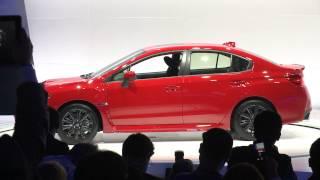 Subaru Legacy Concept 2013 Videos