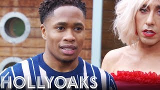 Mitchell Has a Twin Brother?! | Hollyoaks