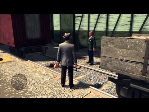 LA Noire Walkthrough: Case 12 - Part 1 [HD] (XBOX 360/PS3) [Gameplay]