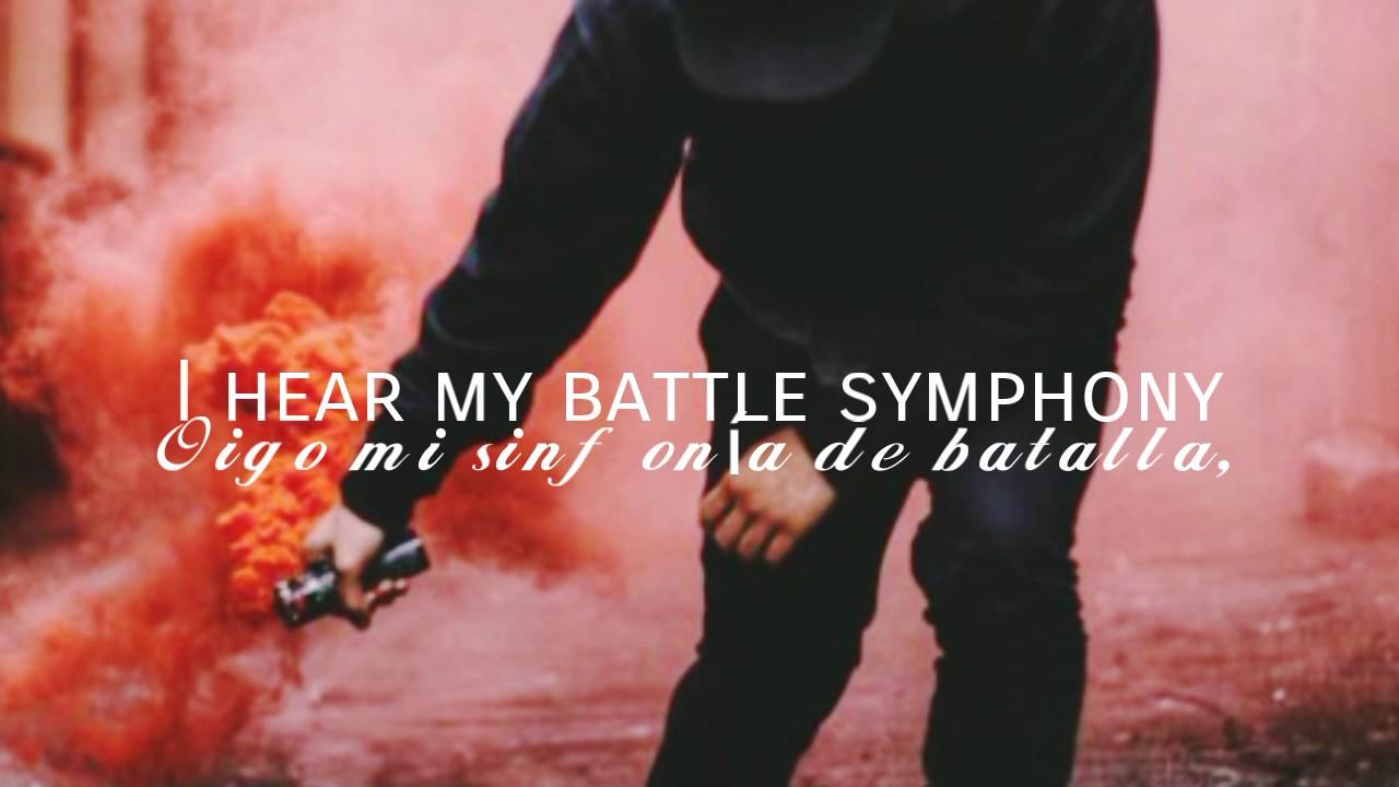 Linkin Park - Battle Symphony (Spanish / English)
