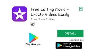 Download lagu Download Free Movie Maker is create video and video edit app for android | play store pro
