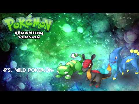 Pokemon Uranium  Battle! Vs Wild Pokemon