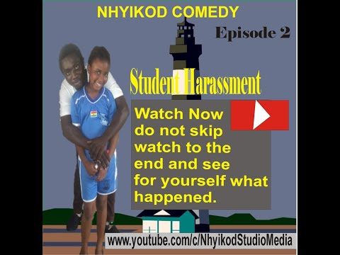 Student Harassment/Funny Video/Nhyikod Comedy