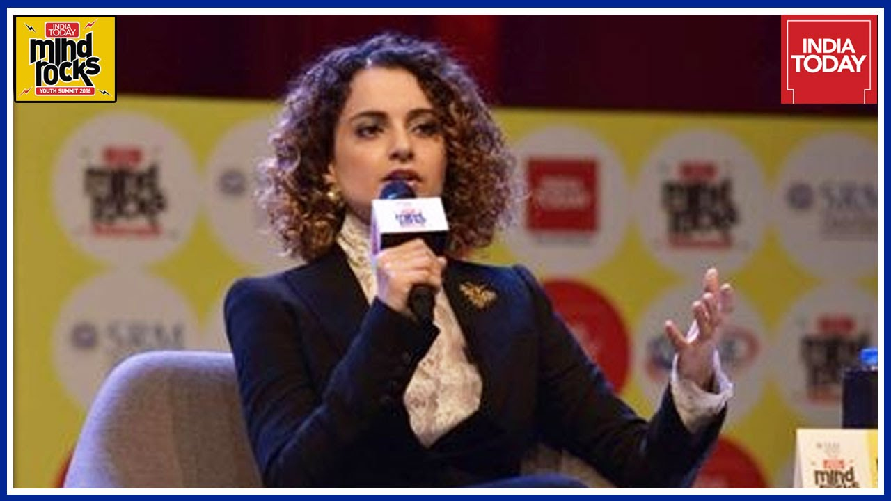 To Prove That Women Are Also Humans Is Below Anyone's Dignity: Kangana Ranaut