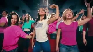 ZUMBA® в кино! Рекламная кампания в сети кинотеатров КИНОМАКС, май 2107