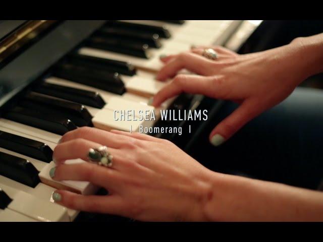 Chelsea Williams - Boomerang Chords - Chordify