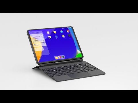 JingPad A1 Linux Tablet Preview | Crowdfunding Pre-Launch Page Inside