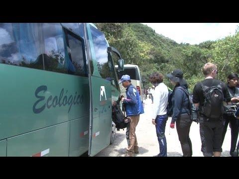 Trabajos coordinados para rehabilitar vía Hiram Bingham - Machu Picchu