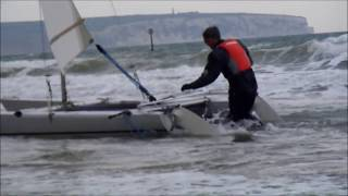 More surfing catamarans