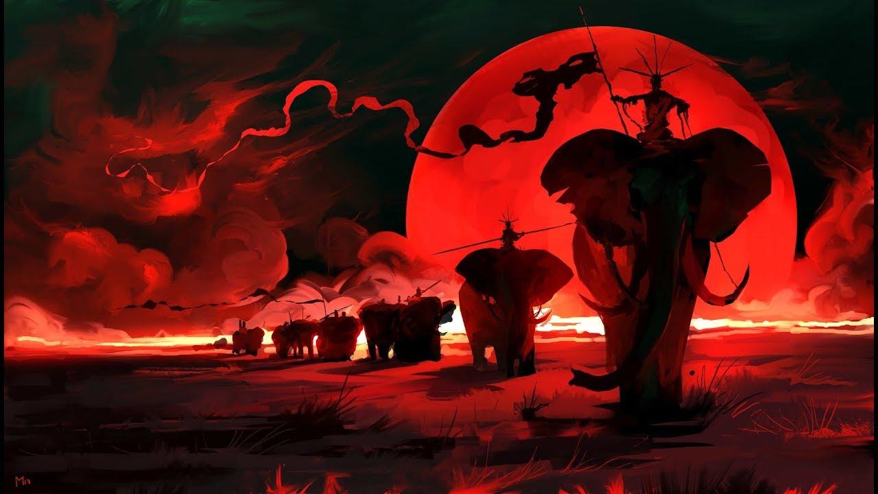 red moon demon - photo #18