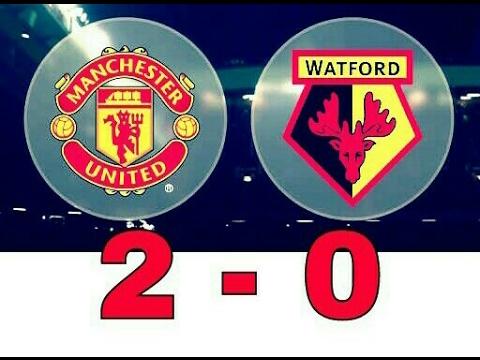 Cuplikan gol terbaru  2-0 Manchester vs Watford 2017